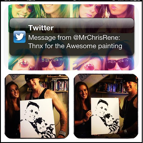 Ayms Design Chris Rene