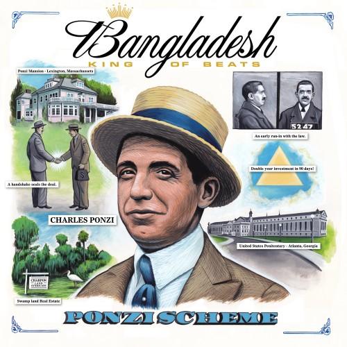 Bangladesh - Ponzi Scheme (With Tracklist & Download Link)