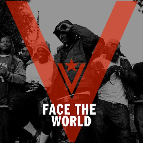 face the world