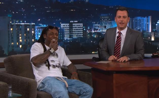 Lil Wayne – Jimmy Kimmel Interview