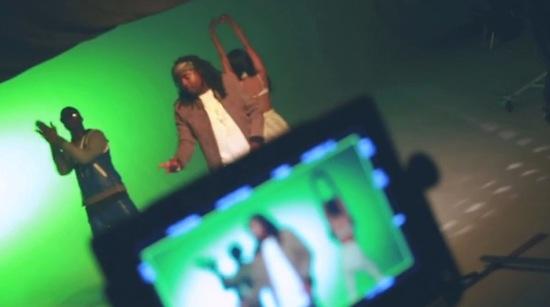 Wale Ft Nicki Minaj & Juicy J – Clappers (Behind The Scenes)